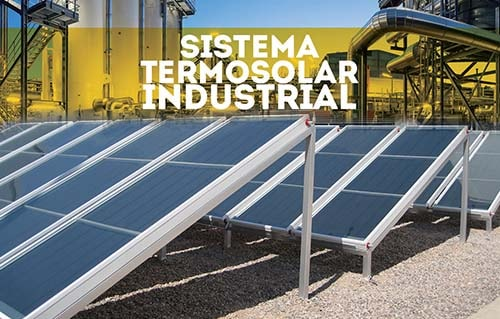 Sistema Termosolar Industrial